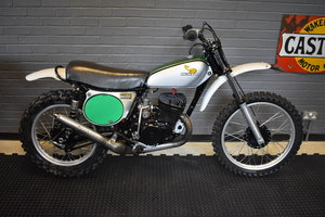 Lot 135 - A 1973 Honda CR250M Elsinore - 10/08/2019 SOLD by Auction