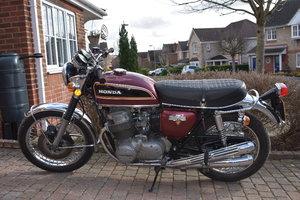 Lot 158 - A 1978 Honda CB750/F4 K6 - 10/08/2019 SOLD by Auction