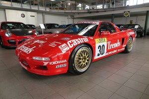 1993 Honda NSX Factory Race Car