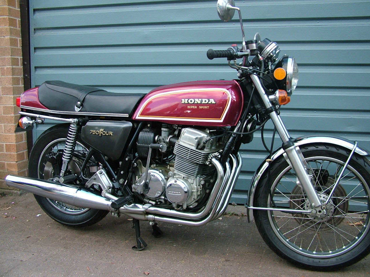 1978 Honda CB750F1 SOLD (picture 1 of 6)