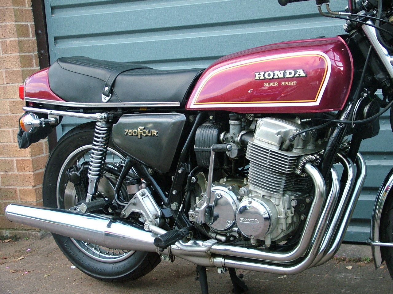1978 Honda CB750F1 SOLD (picture 5 of 6)
