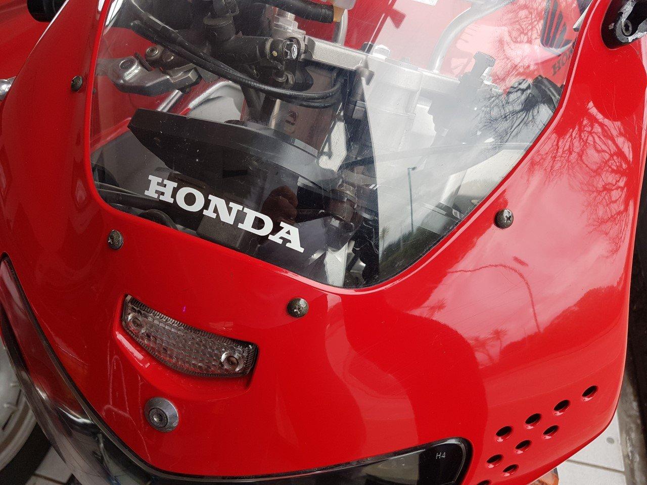 1999 Honda CBR 900 RR Fireblade 13k Miles 1 Owner For Sale (picture 2 of 6)