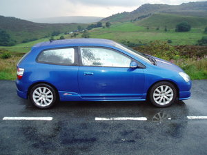 2005 Honda Civic Sport - Lovely looking car!!