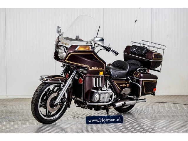 1981 Honda Goldwing GL 1100 For Sale (picture 1 of 6)