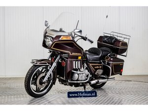 1981 Honda Goldwing GL 1100 For Sale