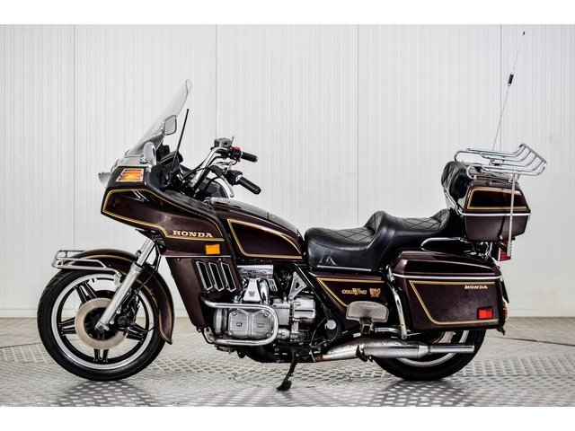 1981 Honda Goldwing GL 1100 For Sale (picture 4 of 6)