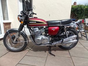 1975 HONDA CB750 K5 SOLD
