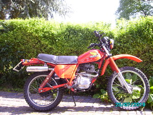 1981 Honda xl185s classic trail bike For Sale