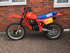 1983 Honda XR200R Enduro for sale For Sale