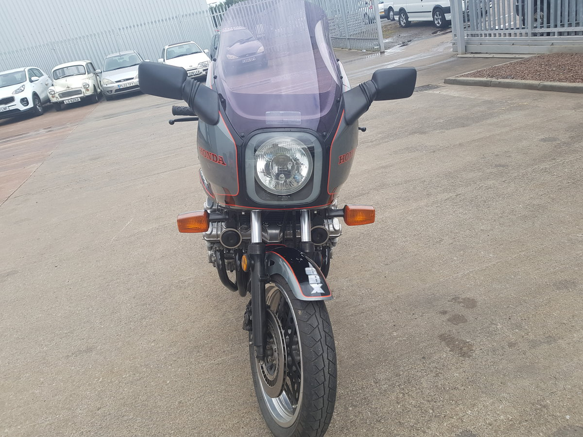1981 Honda CBX 1000 Prolink - 1 Years Mot For Sale (picture 3 of 4)