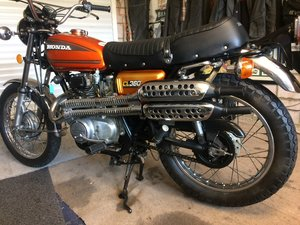 1974 Honda CL360 Lovely, original, low mileage  For Sale