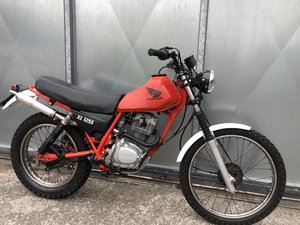 1980 HONDA XL 125 TRAIL TRIALS RUNS MINT! £1695 ONO PX For Sale