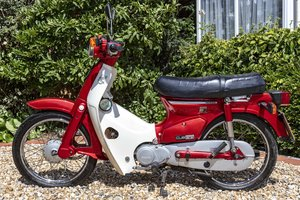 1989 Honda C90 Cub Stunning Low Mileage  For Sale