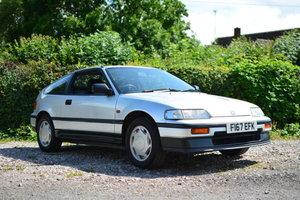 1989 Honda CRX