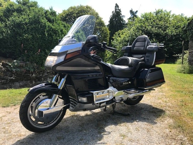 1992 Honda Goldwing GL1500SE Low mileage  For Sale (picture 1 of 3)