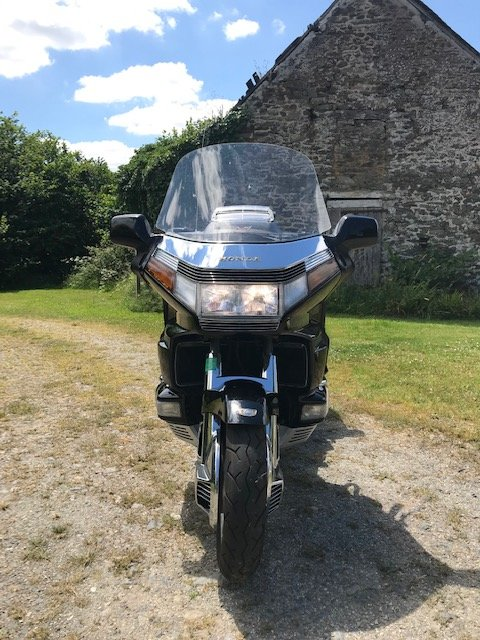 1992 Honda Goldwing GL1500SE Low mileage  For Sale (picture 2 of 3)
