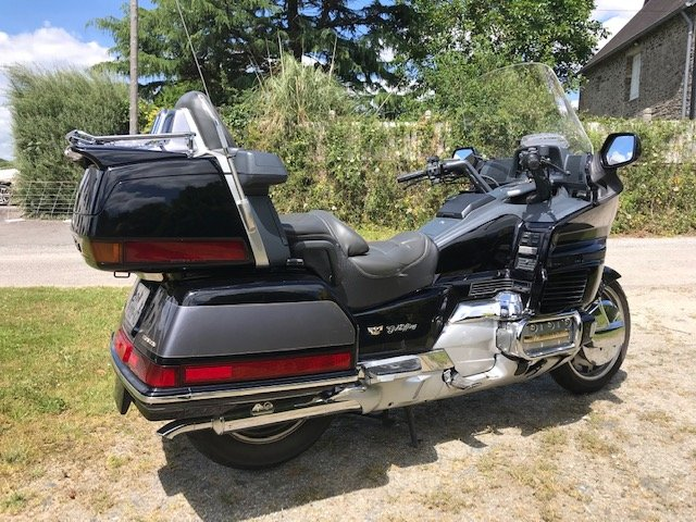 1992 Honda Goldwing GL1500SE Low mileage  For Sale (picture 3 of 3)