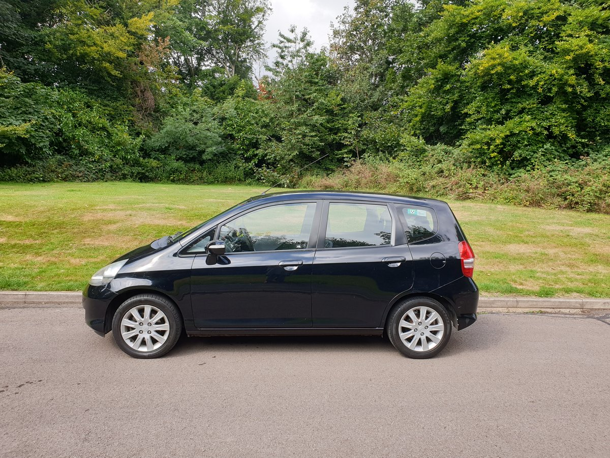 2005 Honda Jazz 1.3 SE.. Very Well Maintained.. Bargain £695.. SOLD (picture 2 of 6)