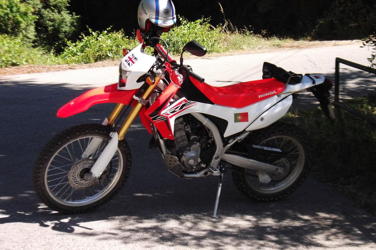 2016 honda trail bike For Sale (picture 1 of 4)