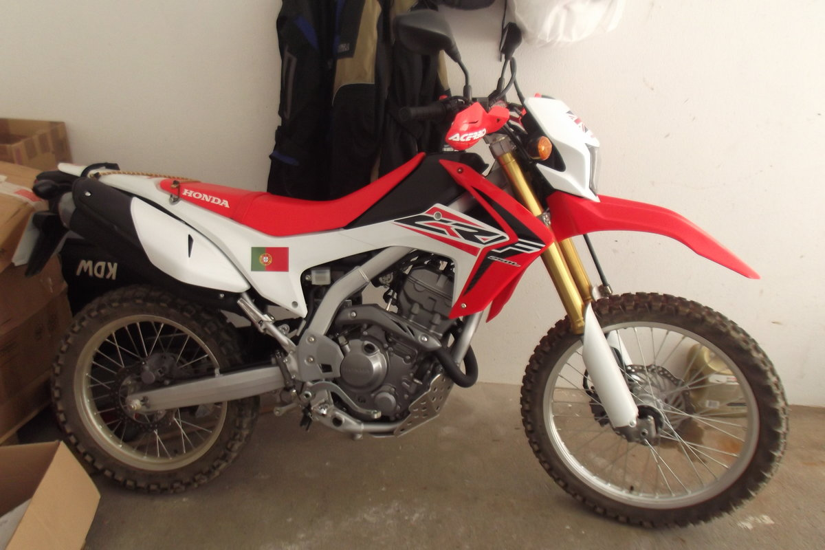 2016 honda trail bike For Sale (picture 3 of 4)
