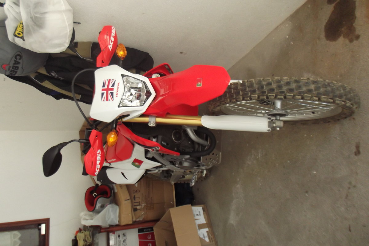 2016 honda trail bike For Sale (picture 4 of 4)
