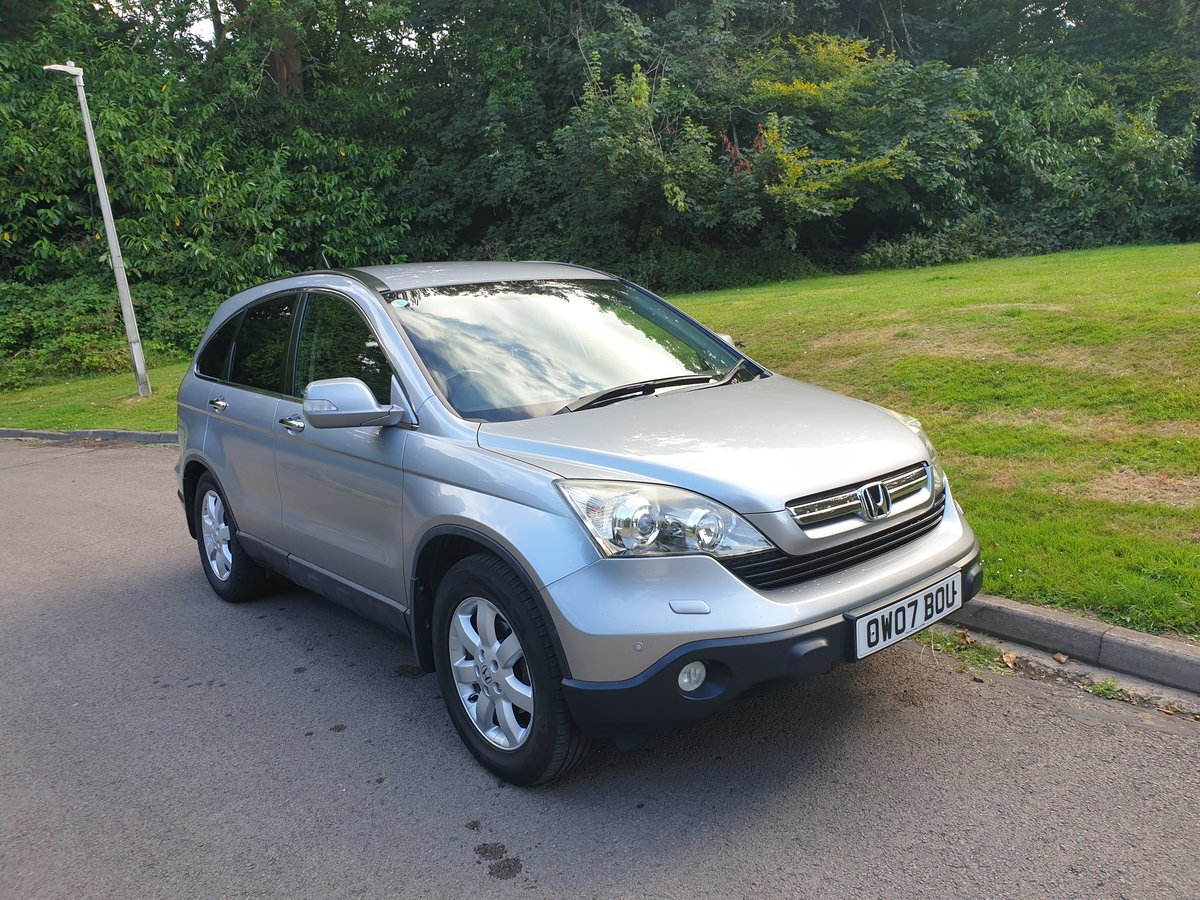 2007 Honda CR-V ES i-CTDi.. FSH.. Bargain To Clear..  SOLD (picture 1 of 6)
