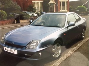 2000 Honda Prelude 2.0 Auto 2Dr 1 owner 30k mile£4,995- For Sale