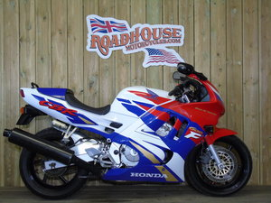 1995 Honda CBR600 Only 17,000 Miles Unmolested Original Bike For Sale