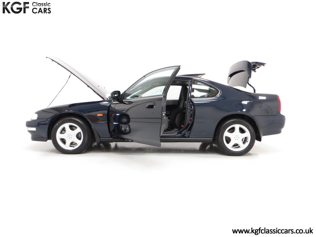 1996 An Amazing Honda Prelude 2.2i Vtec with 52,051 Miles For Sale (picture 3 of 6)