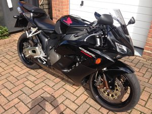 2006 Honda CBR1000RR Fireblade Excellent condition FSH SOLD