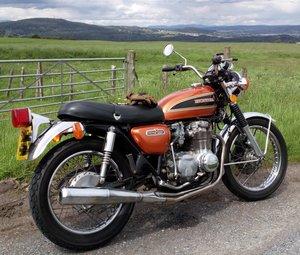 1976 Honda cb550/four.  SOLD