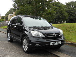2010 Honda CR-V 2.2 ES I-DEC Facelift 6SPD 4x4 SOLD