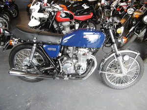 Picture of 1977 Honda CB400 Super sport Stunning original condition 7400mile SOLD