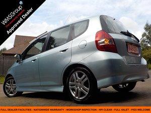 2007 Honda Jazz 1.4i-DSi Sport – Low Miles / Rare
