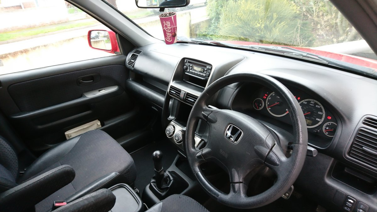 2002 Honda CRV For Sale (picture 1 of 4)