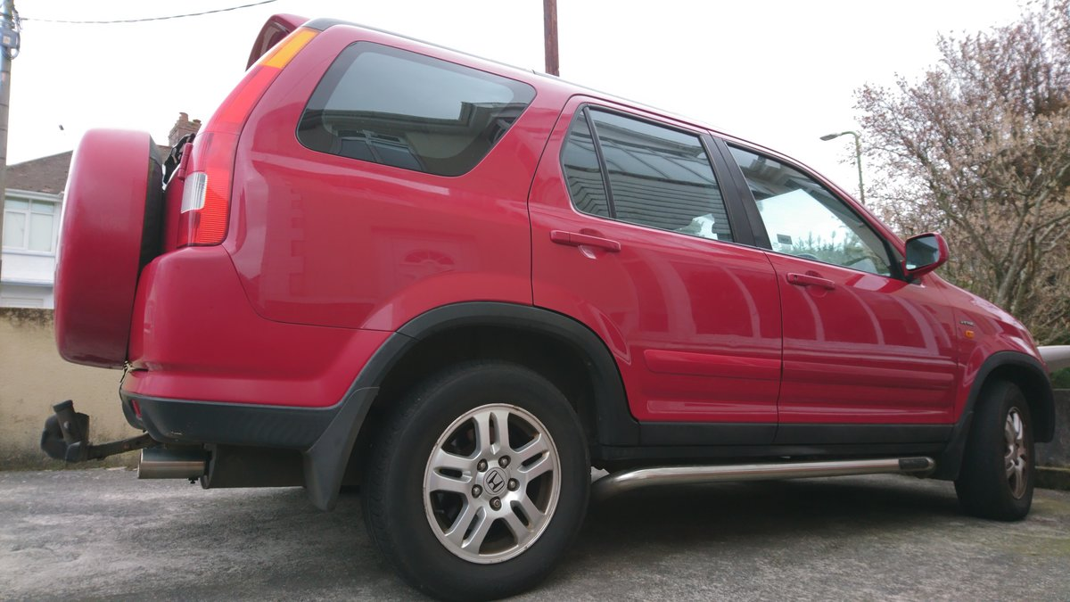 2002 Honda CRV For Sale (picture 2 of 4)