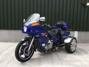 Picture of 1981 Honda Goldwing Trike at Morris Leslie Auction 17th August SOLD by Auction