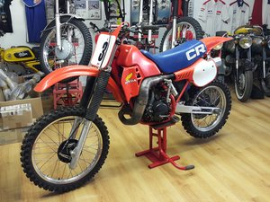 1983 RACER CR 250 all new For Sale