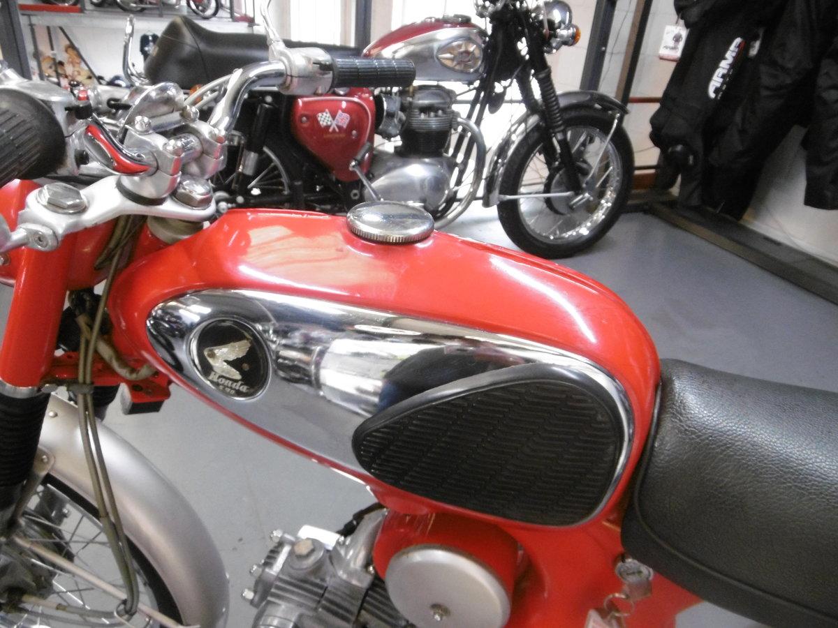 1965 Honda S90 Stunning timewarp bike  SOLD (picture 4 of 6)