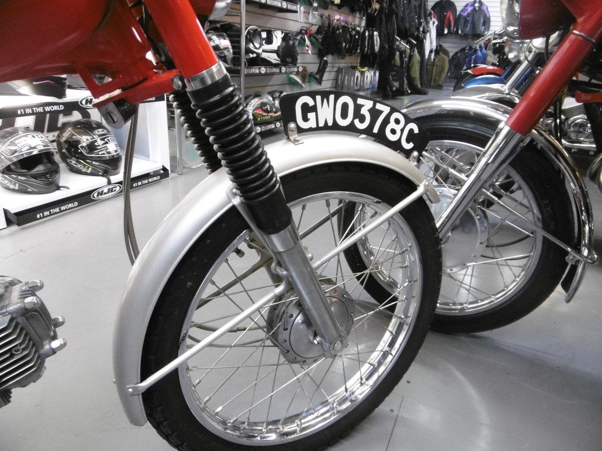 1965 Honda S90 Stunning timewarp bike  SOLD (picture 5 of 6)