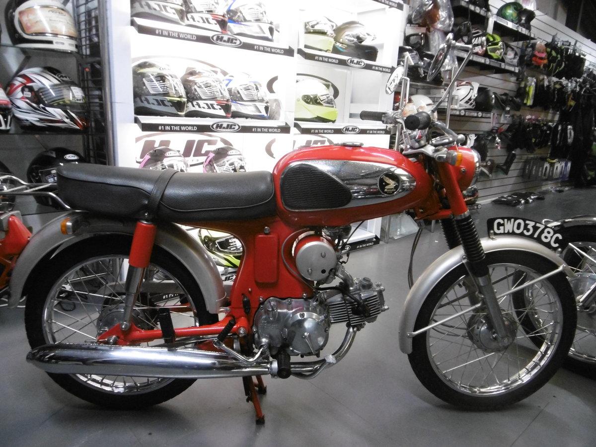 1965 Honda S90 Stunning timewarp bike  SOLD (picture 6 of 6)