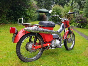 1969 Honda CT90 classic bike twin shock C90 trail  CUB For Sale