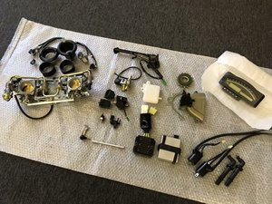 Picture of Honda VTR 1000 SP1 / 2, Mondial Piega Spare Parts