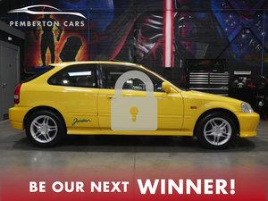 Win This Honda Civic Jordan