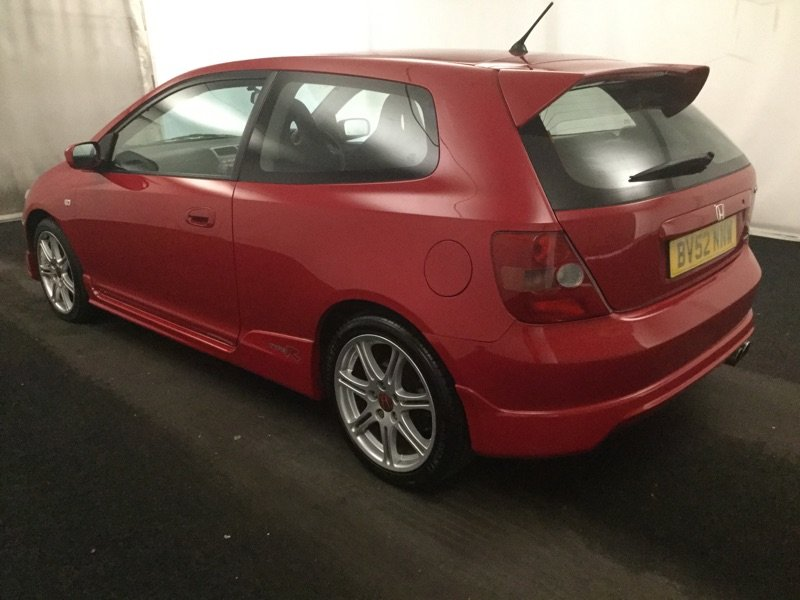 2002 Honda Civic type R EP3 68000 Miles FSH For Sale (picture 2 of 6)
