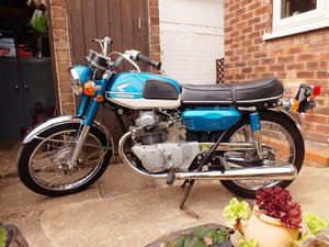 1969 Honda CB175 K3 For Sale