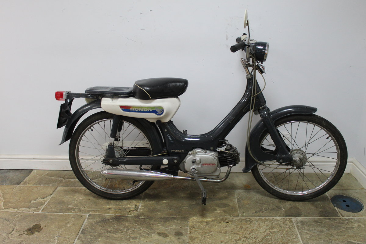 1972 Honda PC50 Classic Moped , Tax and MOT Exempt  SOLD (picture 1 of 6)