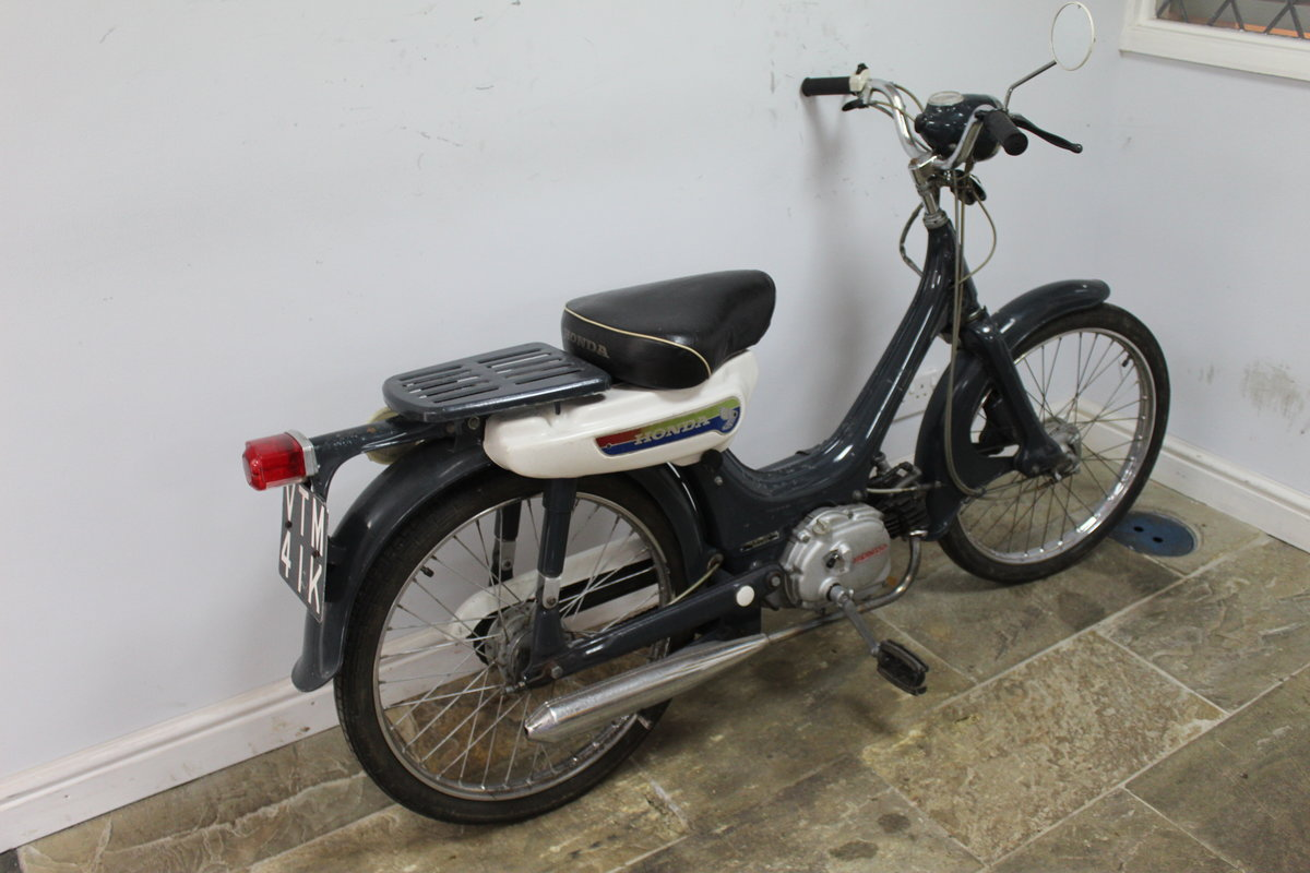 1972 Honda PC50 Classic Moped , Tax and MOT Exempt  SOLD (picture 2 of 6)