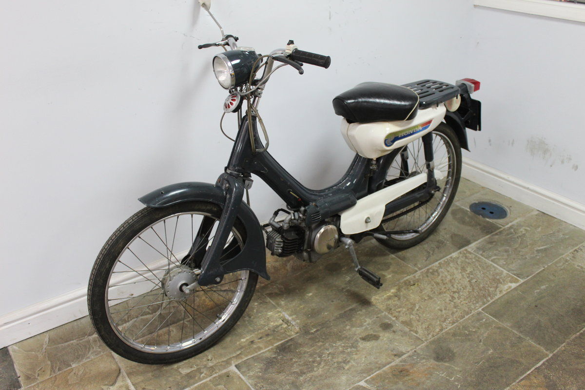 1972 Honda PC50 Classic Moped , Tax and MOT Exempt  SOLD (picture 5 of 6)