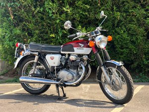 Picture of Honda CB 250 KO 1968 SOLD